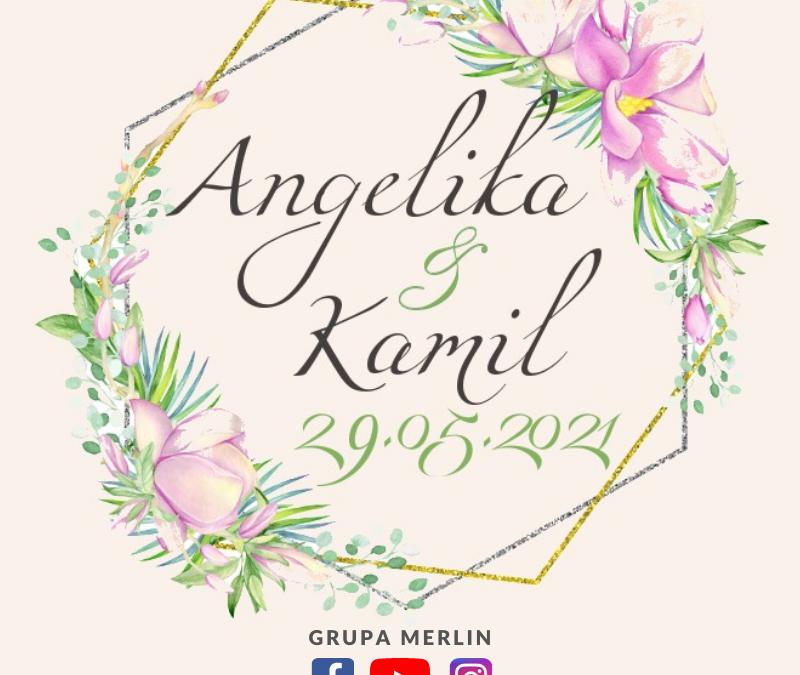 Zabezpieczony: Angelika & Kamil