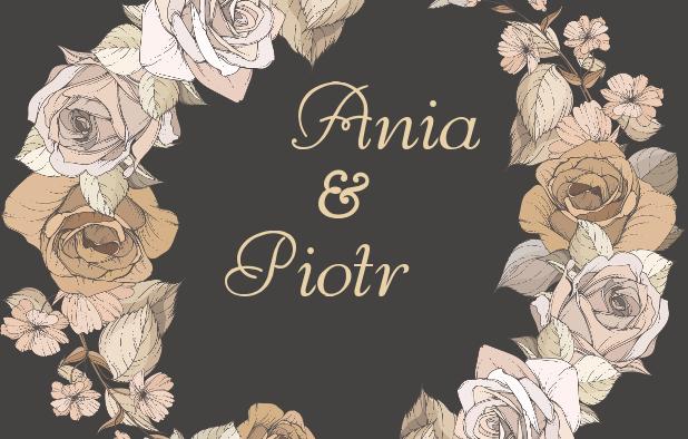 Zabezpieczony: Ania&Piotr