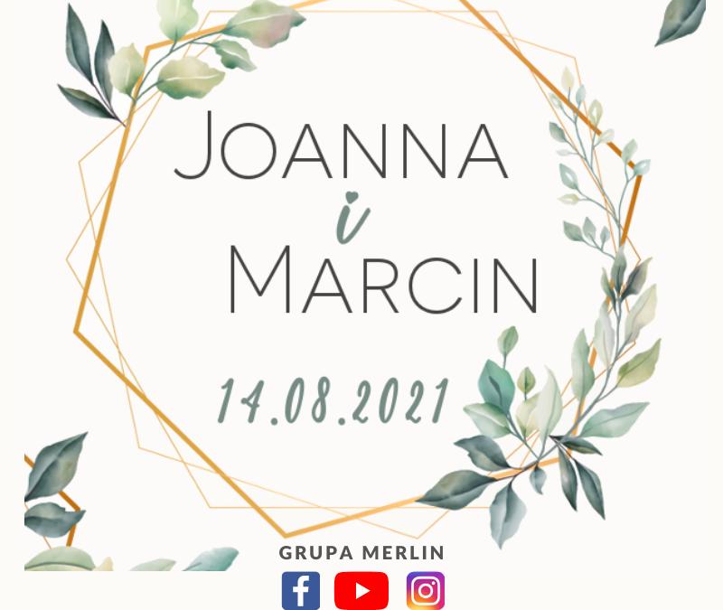 Zabezpieczony: Joanna & Marcin [14.08.2021]