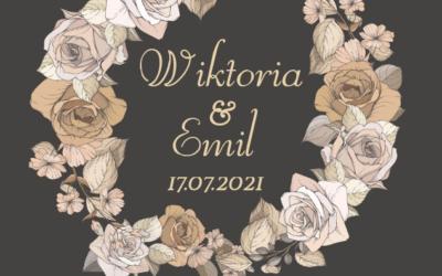 Zabezpieczony: Wiktoria&Emil [17.07.2021]